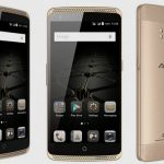 ZTE Axon 2 with Snapdragon 820