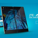 ZTE Axon M with Gorilla Glass 5